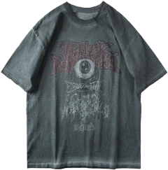 clothes style fashion aesthetic blackdahliamurder theblackdahliamurder escapethefate shirt tshirt t tee grey gray freetoedit