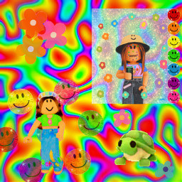 freetoedit roblox indie indietoblox robloxindie rainbow robloxavatar aestetic rainbowroblox rainbowaesthetic