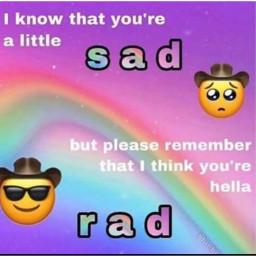 loveyall sorry rad sad yeehaw meme wholesome thankyou