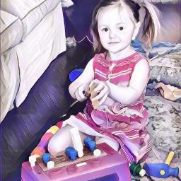 grandbabylove granddaughter