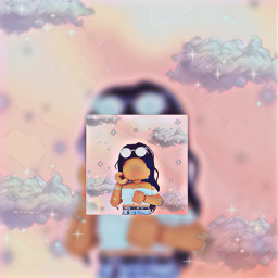 freetoedit roblox robloxavatar robloxedit robloxaestetic aesthetic aestheticedit clouds sparkls robloxclouds cute pastel robloxpastel