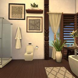 freetoedit bathroom room background