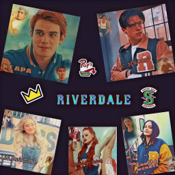 riverdale 🖤😈🖤 freetoedit