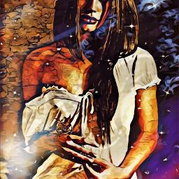 art model beautifulgirl