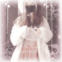 freetoedit aesthetic tumblr girl drainhook draingang kuromi mymelody soft softgoth goth gotic cute blur hellokitty lindo grunge pink