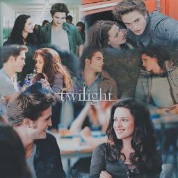 freetoedit twilight bellaswancullen edwardcullen forks jacobblack vampires wolves love sothelionfellinlovewiththelamb