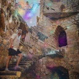 freetoedit exploringwithjosh angel magical