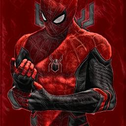 betelgeusewinters spiderman