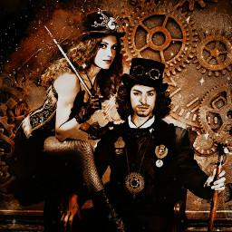 smoke glitter steampunk cigs clockwork victoriana cosplay corset goggles walkingstick fishnets umbrella eccolorfulsmoke colorfulsmoke