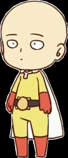 art onepunchman anime cute sticker freetoedit