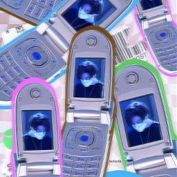 freetoedit jungkook jeonjunkook bts cellphone 2yk cybercore cyberedit webcore webcoreedits hobaria