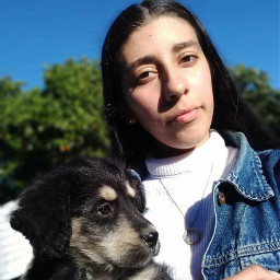 selfie fotografia tumblr kawaii cute perro girl picsart arte model passion conestilo❤ local conestilo