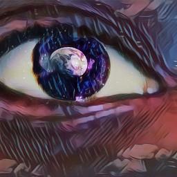freetoedit eye abstract eyeart abstractbackground beauty