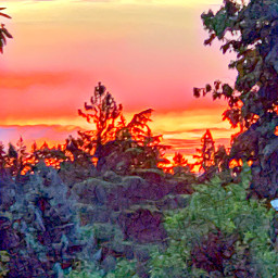 freetoedit sunrisephotography pnwbeauty oregonsunrise