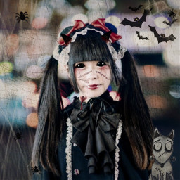 halloween monster blood terror horror medo monstro vampire vampiro dracula morcego abobora sangue fantasma girl boy uyu freetoedit local