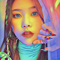 itzy gidle txt twice redvelvet everglow stayc fromis9 aespa fyp kpop random foryou fotoedit edit purplekiss followme swan freetoedit local