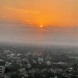nature sunset travel photography