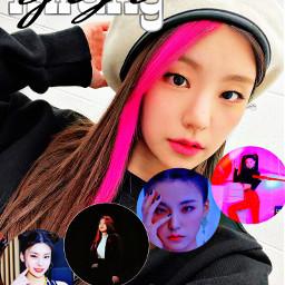 yeji   taglist @kpop_edit_fan freetoedit local yeji