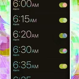 freetoedit picsart rcalarmclock alarmclock