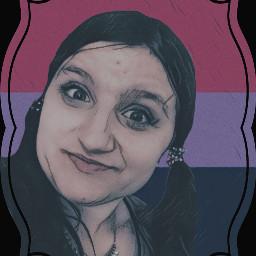 freetoedit serenamarable infp9w1 picsart halloween bisexual gothaesthetic halloweenaesthetic goth bisexualgirl scorpiobitch