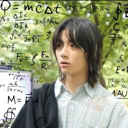 freetoedit beomgyu txt tomorrowxtogether thinkinghard math meme