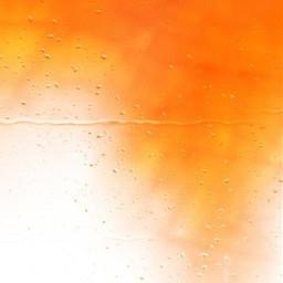 freetoedit background orange yellow white drops rain effect colorseffect local